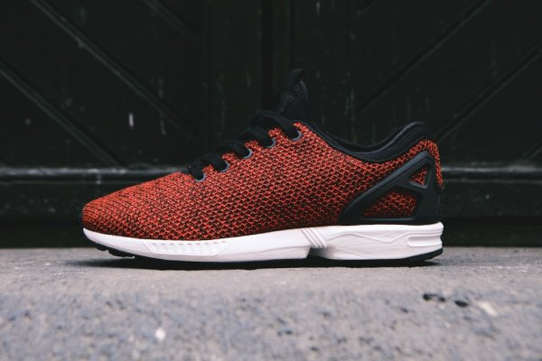 Adidas Zx Flux Weave Red
