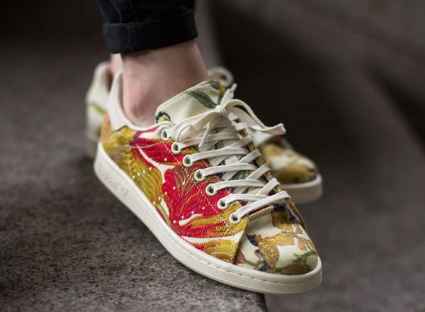 adidas originals stan smith jacquard