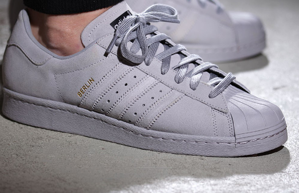 Adidas Superstar Pharrell Grise