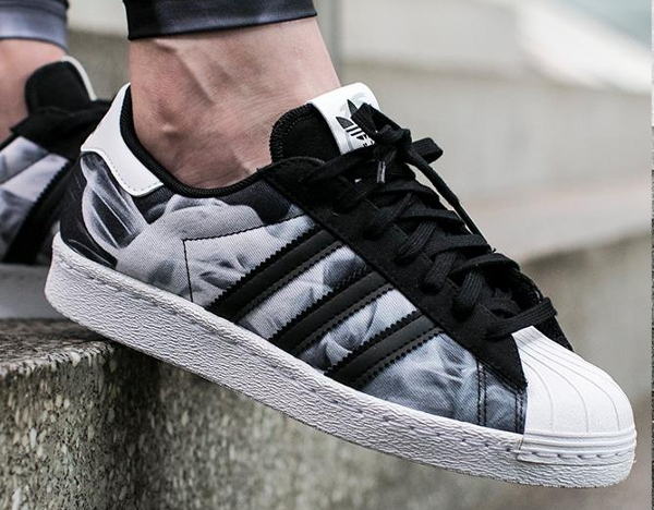 adidas superstar imprime
