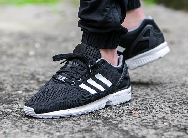 adidas flux em,baskets adidas originals zx flux em en course