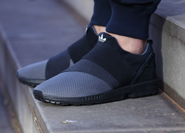 chaussures adidas sans lacets