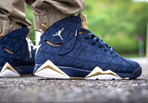 Comment porter la Air Jordan 7 Retro ? | Sneakers-actus.fr