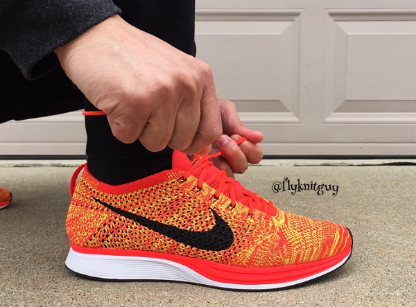 a3261a2f7717 Nike Flyknit Racer Bright Crimson endeavouryachtservices.co.uk