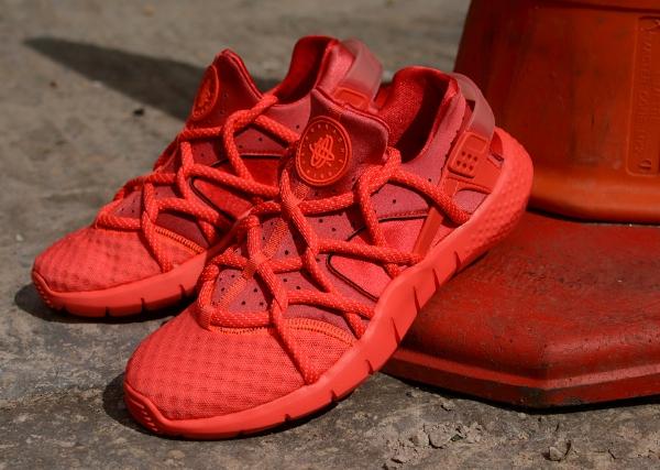 Huarache rouge