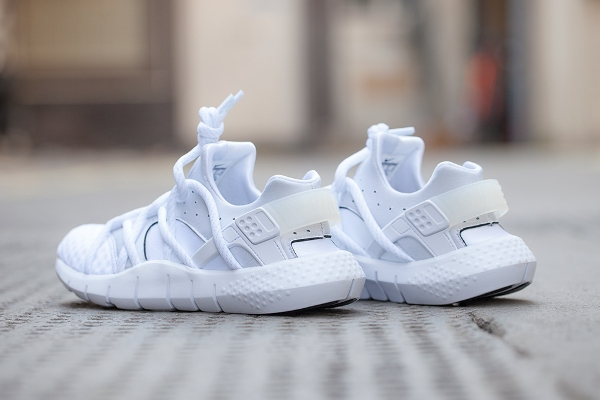 nike air huarache nm blanche