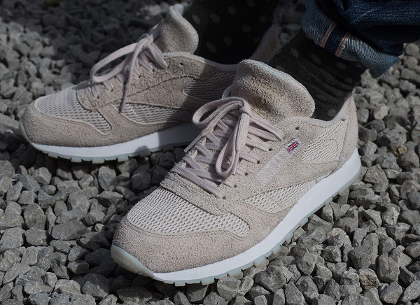 Reebok Classic Leather Suede Core