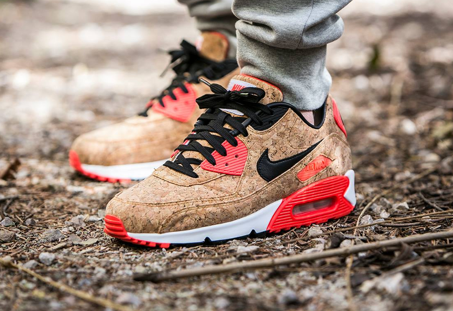 Nike Air Max 90 OG Cork Infrared Bronze (25th Anniversary)