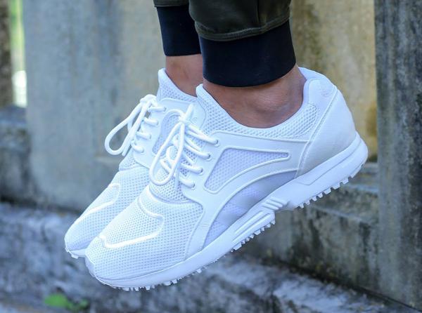 Adidas Lite Racer Blanche