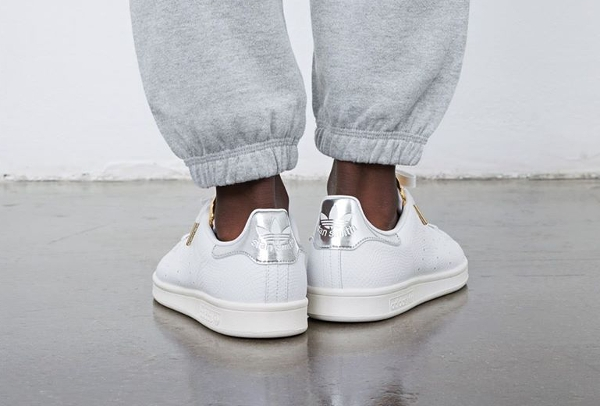 Adidas Stan Smith Metallic Femme