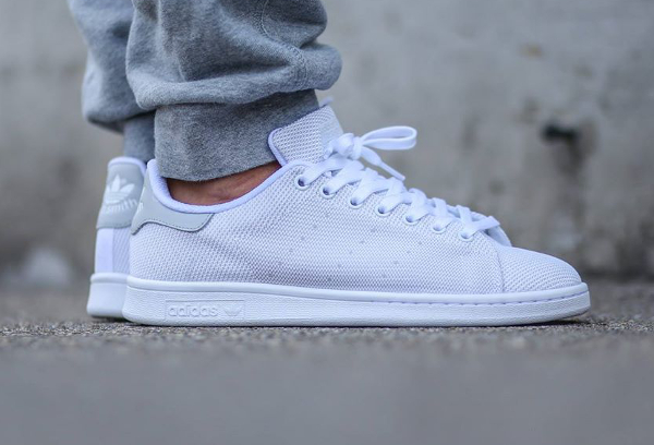 Stan Smith Weave Pink