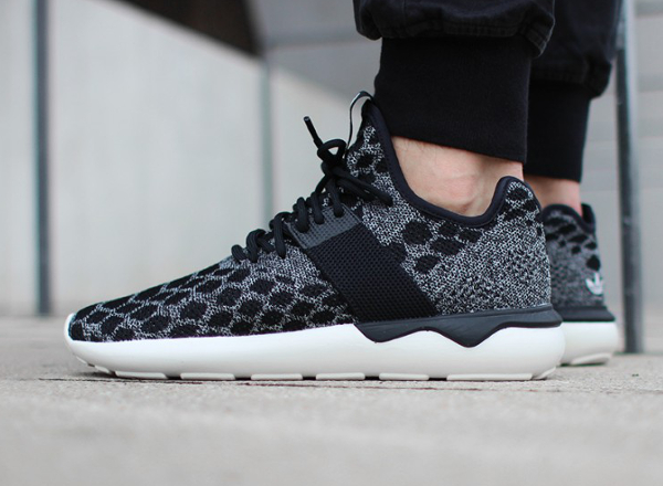 Adidas Tubular Primeknit Core Black