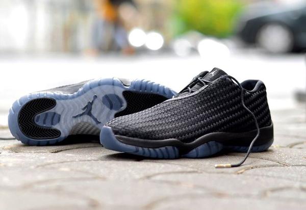 Air Jordan Future Low Gamma Blue