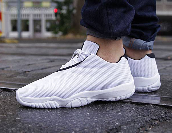 nike air max pour femme - Air Jordan Future Low White Grey Mist : o�� l'acheter ?