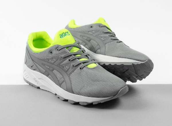 Asics Gel Kayano Evo Mesh Light Grey (1)
