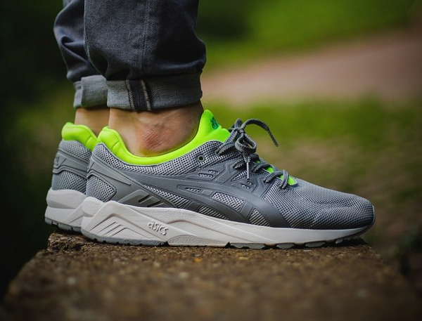 Asics Gel Kayano Evo Mesh Light Grey (4)
