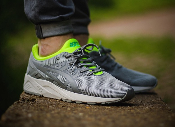 Asics Gel Kayano Trainer Evo Grey & Navy post image