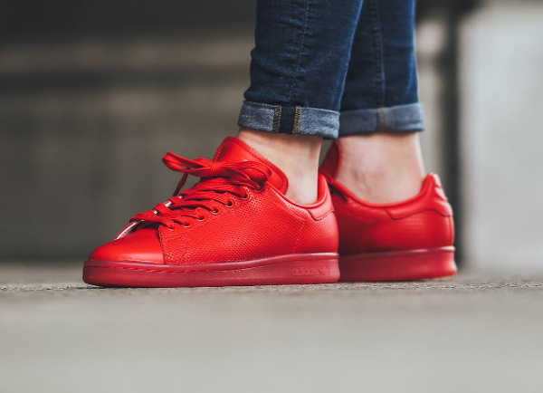 adidas rouge stan smith