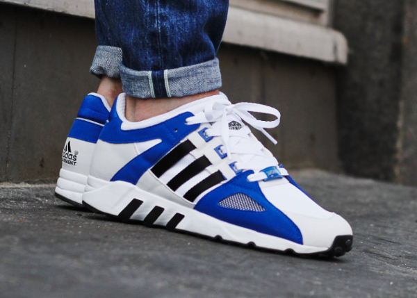 Adidas Eqt Guidance Blue