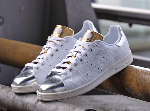 site réputé 65a79 6efd4 Adidas Stan Smith Femme Metallic ChaussureAdidasonlineoutlet.fr