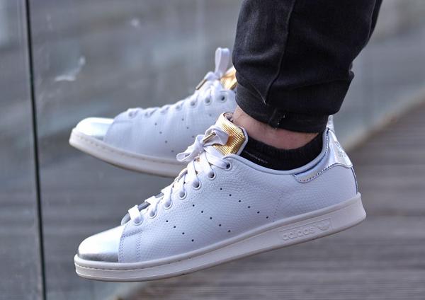 Adidas Stan Smith Silver