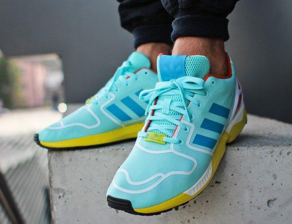 da1bb6f53b37 ... sneakers 3f93d 03e7a  closeout adidas zx flux 9000 hydra c7e74 b3894