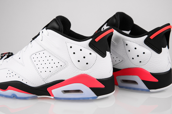 Air Jordan 6 Retro Low Infrared (4)