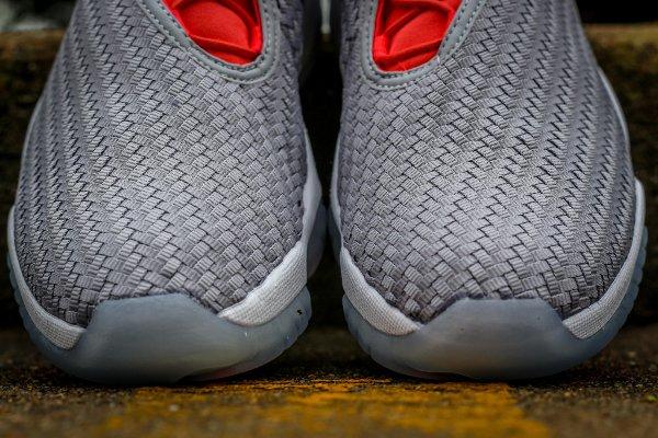 Air Jordan Future Low Wolf Grey