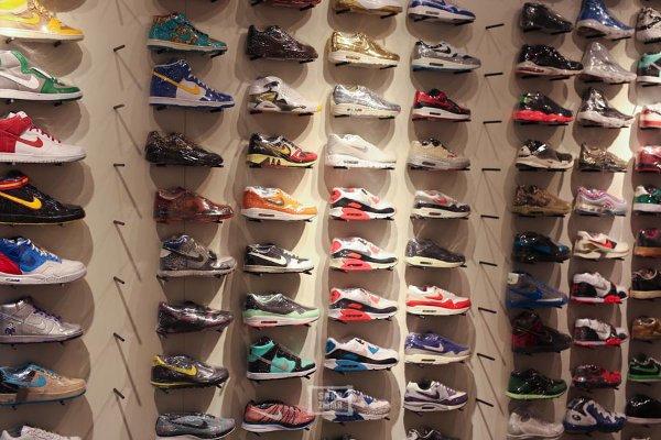 La France, enfin prête pour un dépôt vente de sneakers ?