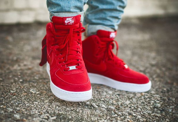 air force nike rouge