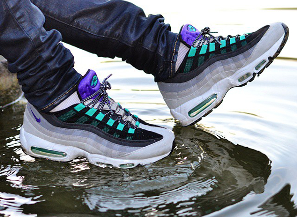 Air Max 95 White Grape