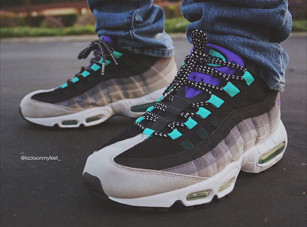 Air Max 95 Og Grape