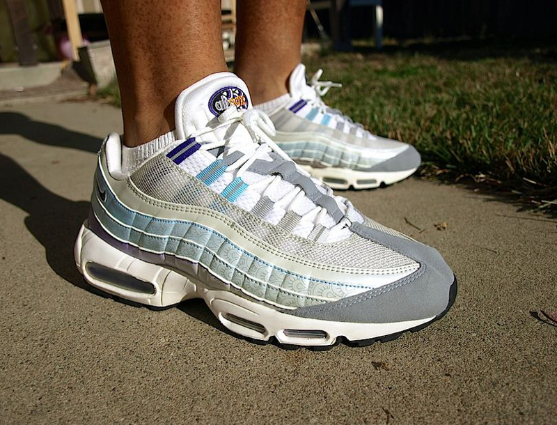 delicate colors vast selection details for greece air max 95 koinobori edition c840e 1bd24