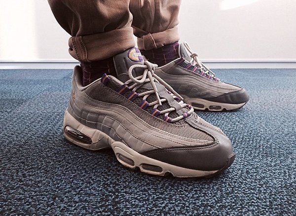 Nike Air Max 95 Mowabb - Roy Sands