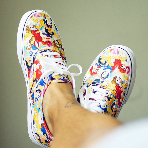Vans Authentic Princess x Disney (Young At Heart)