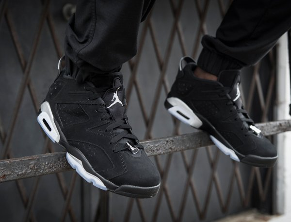 Air Jordan 6 Retro Low Chrome 2015