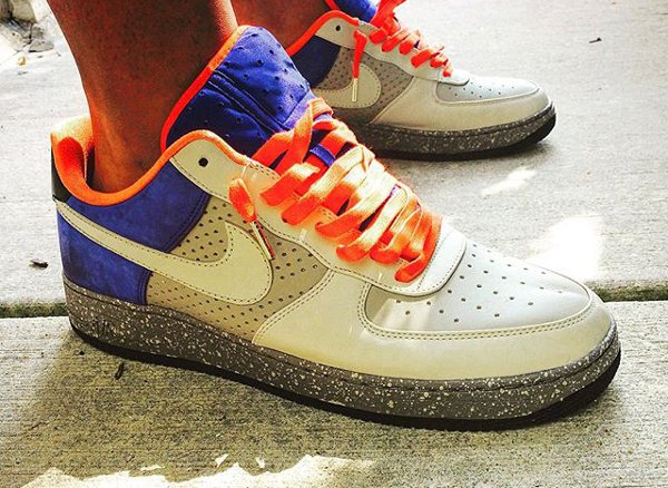 Nike Air Force 1 Low Supreme Mowabb - Donsneaks