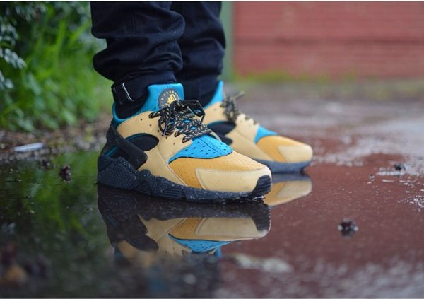Nike Air Huarache Mowabb Tropical Teal - Mambamatt