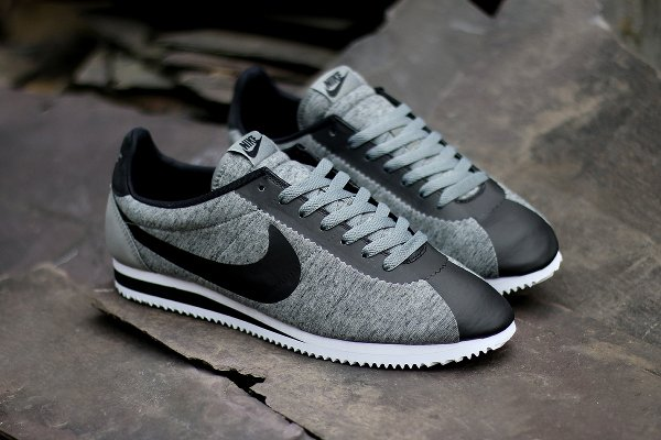 Nike Cortez Grise Femme