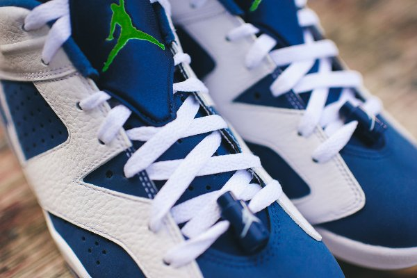 Air Jordan 6 Retro Low Seahawks (7)