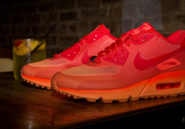 nike air max 90 hyperfuse atomic red