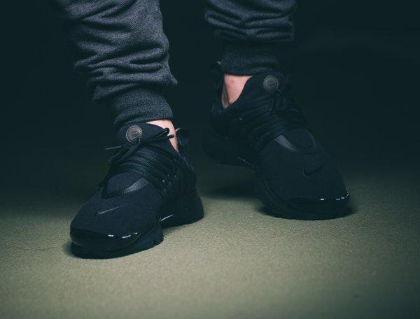 watch d9153 d3cff Nike Presto Noir