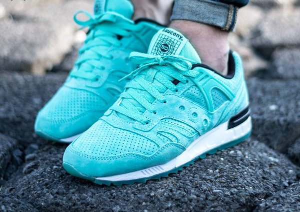 Saucony Grid SD No Chill Light Green