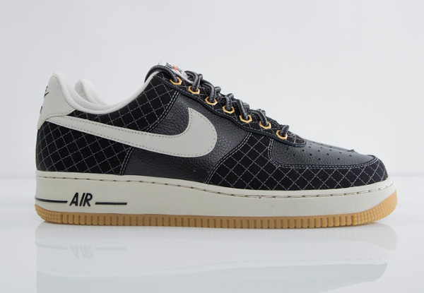 Nike Air Force 1 Workboot homme black bone gum brown (1)