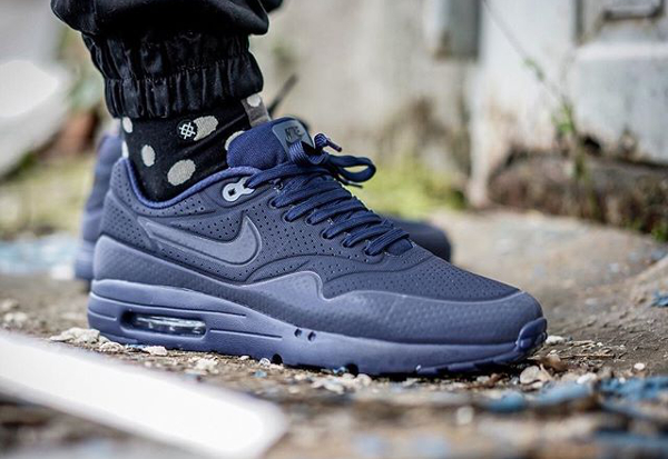 Nike Air Max 1 Ultra Moire Midnight Navy (3)