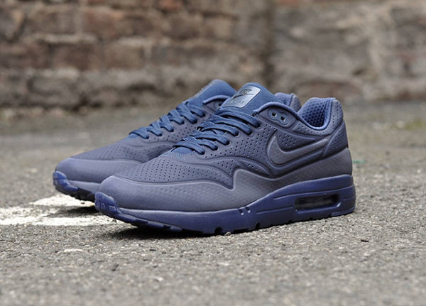 nike air max ultra bleu