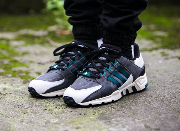 adidas Originals x Mastermind World EQT Ultra Black Kith