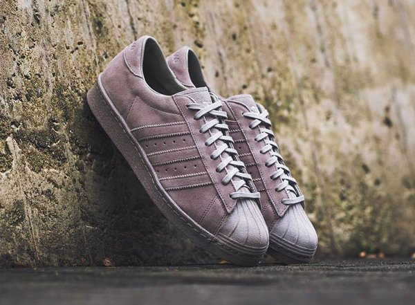 Adidas Superstar Consortium 80V Grey 'Metropolis'