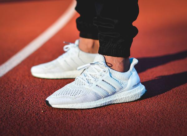 Adidas Ultra Boost Blanche Femme