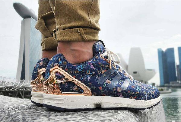 Adidas Consortium x Limited EDT Batik Floral